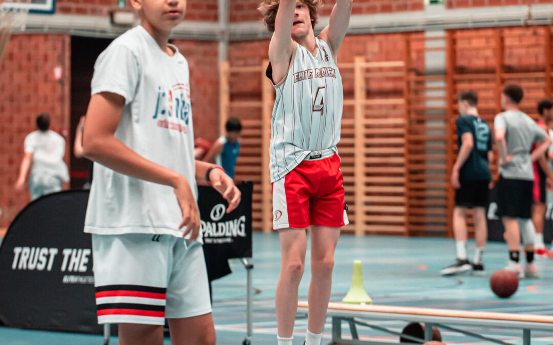 Keeping players engaged during form shooting